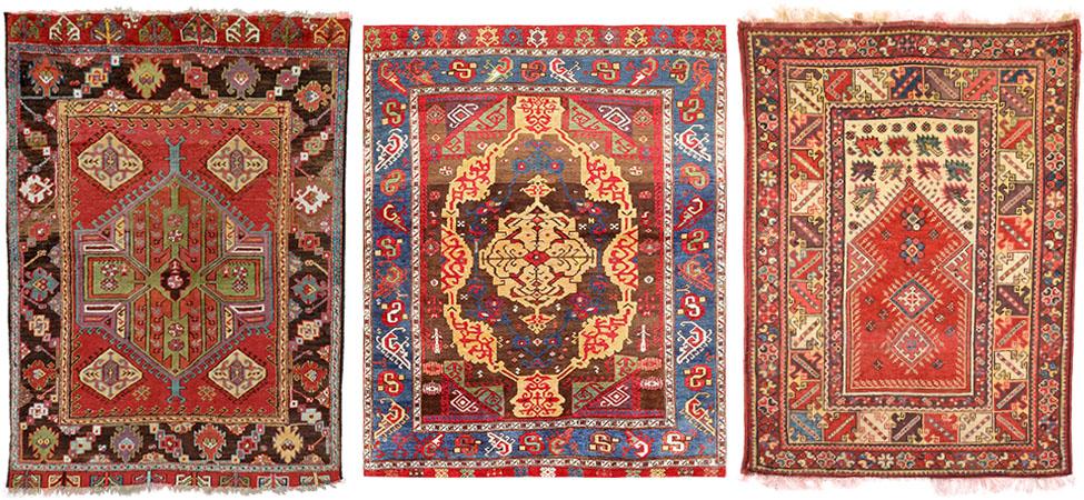 Anatolian village rugs - Mujur - Konya - Milas