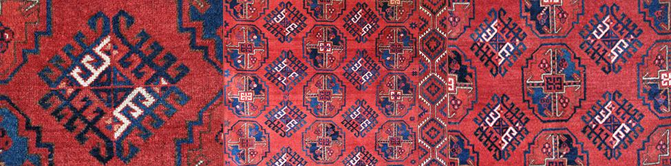 Ersary beshir carpet