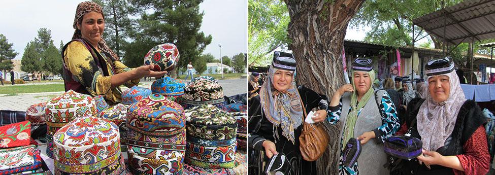 Uzbekistan, Margilan Skull Caps market