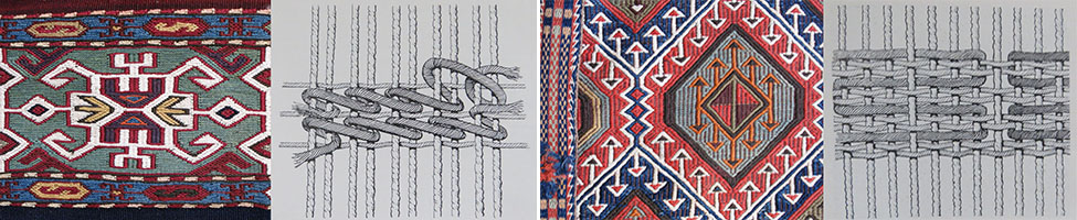 Kilim_flat_weaving_samples_3