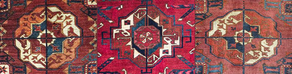 Turkmen Tekke Guls
